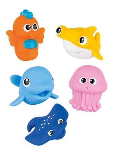juguete para bebes lanza agua baño bañadera  winfun babymovi