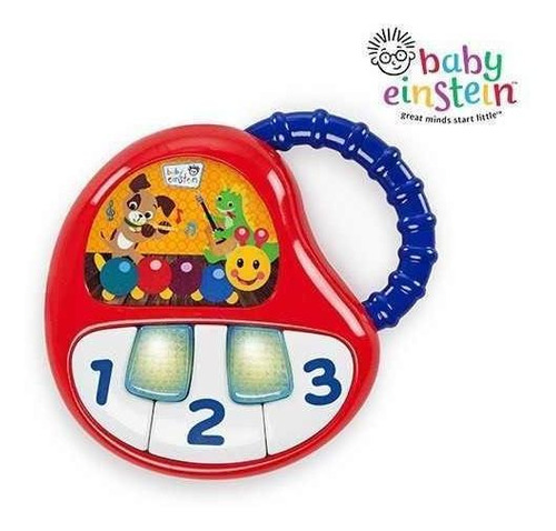 juguete para bebes piano pianito musical melodias baby einst