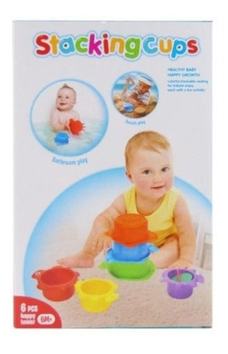 juguete para bebes - tazitas - diversión