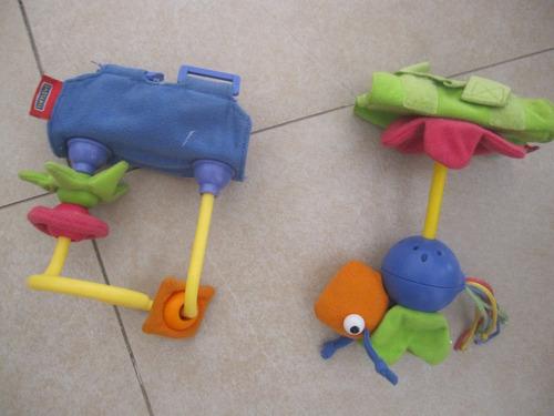 juguete para cochecito huevito, tiny love
