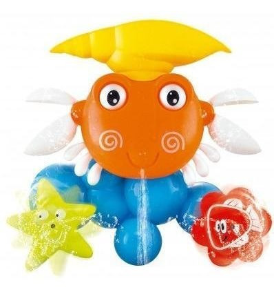 juguete para el agua cangrejo love 7487 tira agua creciendo