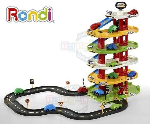 juguete para estación