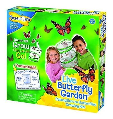 juguete para kits de cultivo de mariposas para insectos: inc