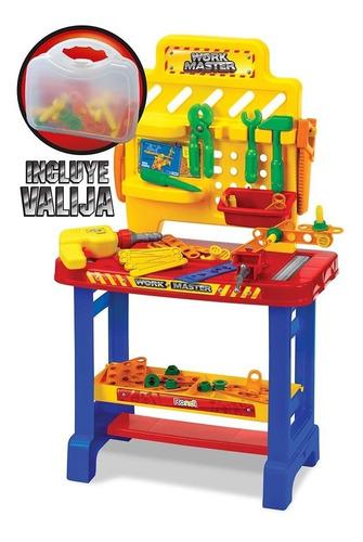 juguete para nene banco de herramientas rondi workmaster3116