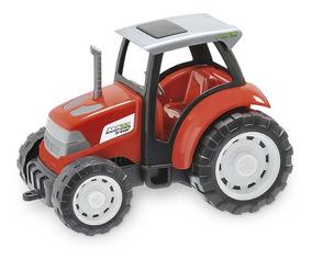 Brinquedos Niños Usual Juguete Tractor Rural Maxx Para CBoedx