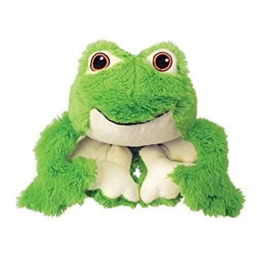 juguete para perro kong finn frog