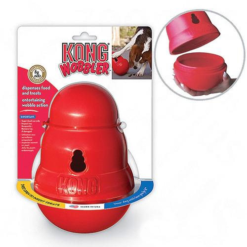 juguete para perro kong wobbler