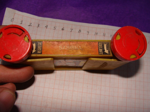 juguete ,parte de camara de juguete sabrina 1972, kenner