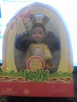 juguete partido de pascua kelly barbie mattel gia muñeca en