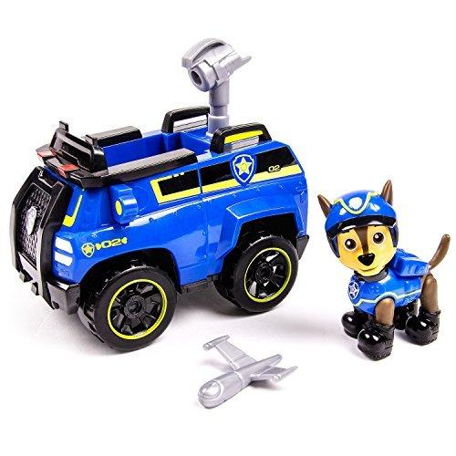 juguete paw patrol carro y figura patrulla canina