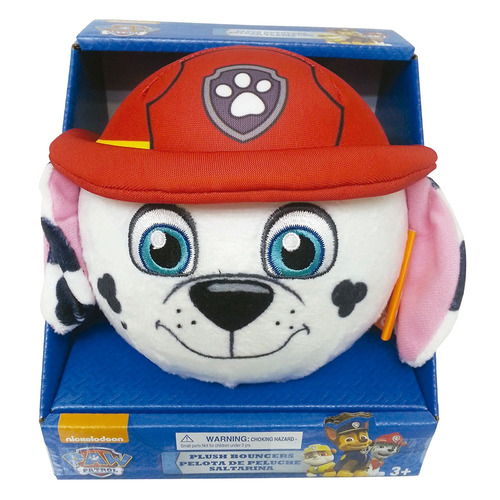 juguete paw patrol spc099694 peluche pelota marshall