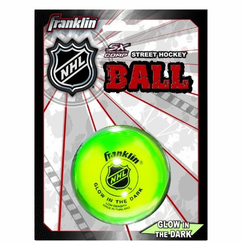 juguete pelota hockey franklin verde
