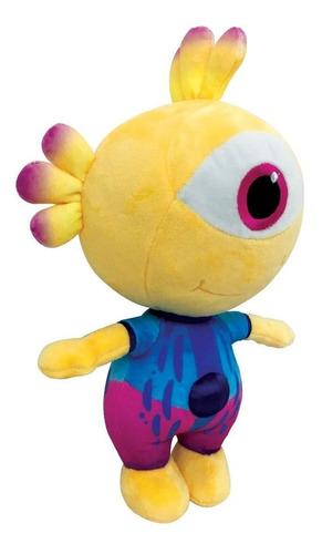 juguete peluche blink nivis extra suave disney babymovil