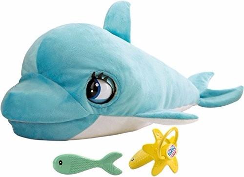 juguete peluche interactivo delfin blublu blu boing toys