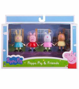 Peppa Y Mejores Pig Juguete AmigosOriginal Importado RA4j5L