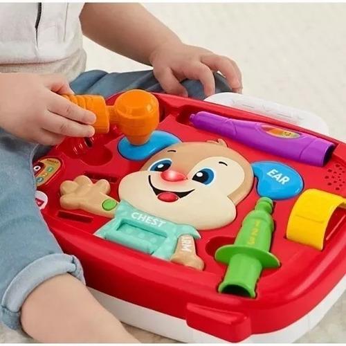juguete perrito botiquin medico fisher price babymovil fpr01