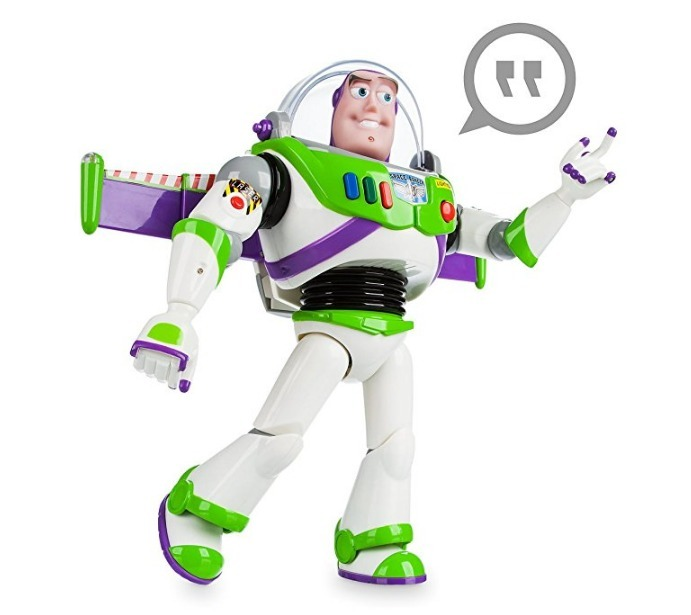 c6afeaaecc88c Juguete Personaje Toy Story Buzz Lightyear Frases Original ...