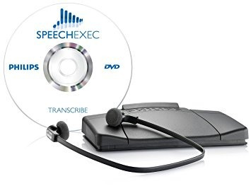 juguete philips speechexec transcription set 7177 (lfh7177