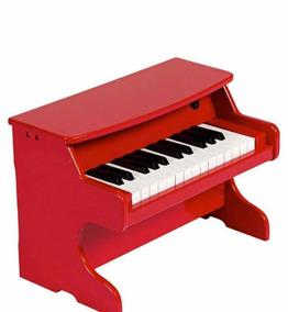 Niños Piano Madera Real Juguete Regalo Navidad Sonido stxhQrdC