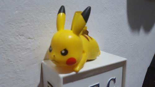 juguete pikachu coleccion 2016 mcdonalds