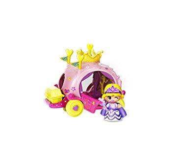 juguete pinypon princesa carriage