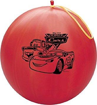 juguete pioneer nacional paquete de látex disney cars parti