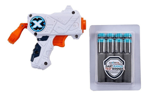 juguete pistola x2 micro xshot  zuru babymovil 01160 full
