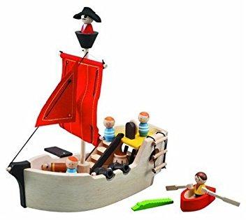 juguete plantoys del barco pirata