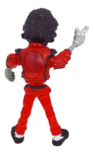 juguete plants vs zombies figura zombie jackson michael 17cm