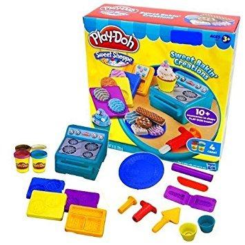 juguete play-doh dulce bakin creaciones playset