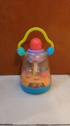 juguete playscool de bolas giratorias