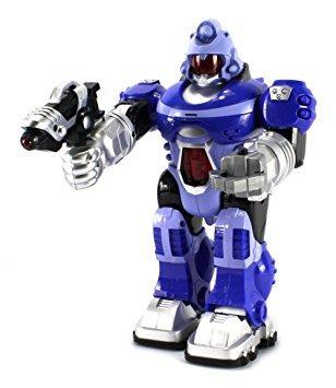 juguete poder guerrero android robot de juguete figura w /