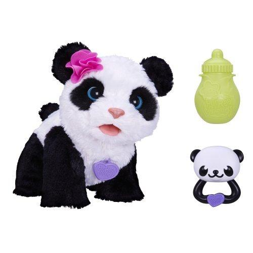 juguete pom pom mi bebé panda furreal friends- envio gratis