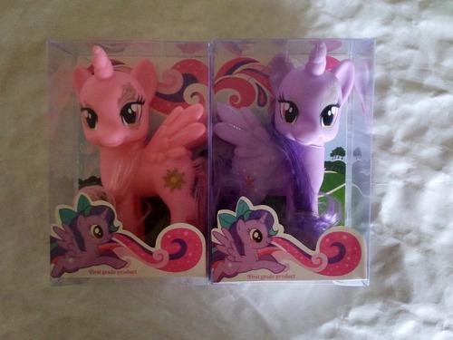 juguete pony pinkie twilight 15cm little  niñas regalo