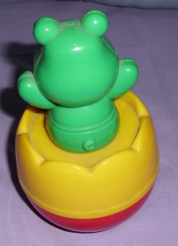 juguete porfiado de hipopotamo bamboleante - pivot