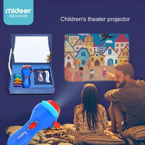 juguete projector aprendizaje cuentacuentos linterna