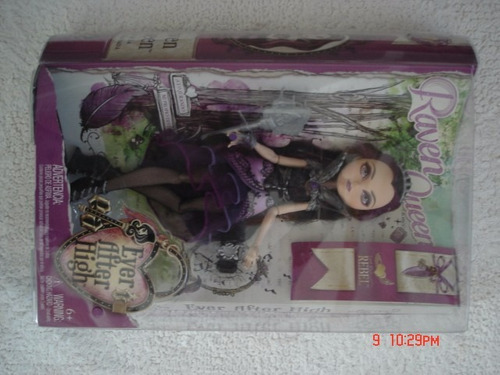 juguete rabven queen hija de la reina malvada