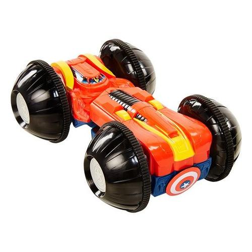 juguete radio control capitán américa vs iron man avengers