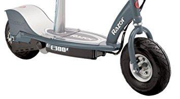 juguete razor e300s asentada scooter eléctrico