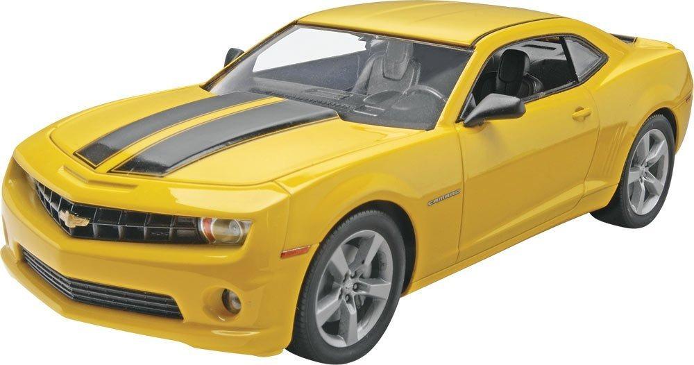 Juguete Revell Carro Coleccionable Camaro Ss Amarillo 1 382 29