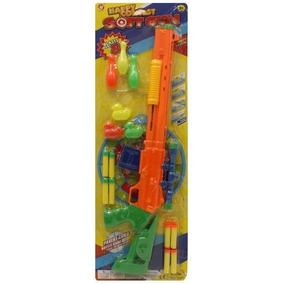 Por Piezas Juguete Con Rifle Blister En 15 Accesorios FKcJ3l1T
