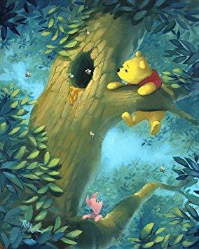 juguete rob kaz oso curioso - de disney winnie the pooh de