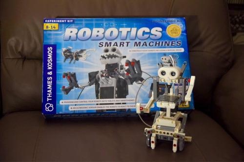 juguete robótica