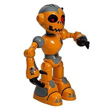 juguete robotzombie (naranja)