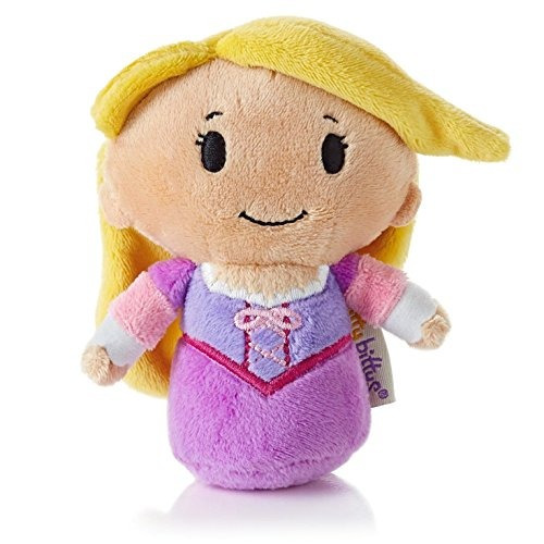 juguete sello itty bittys disney rapunzel animal relleno