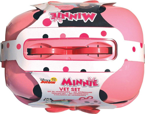 juguete set de veterinaria figaro minnie disney babymovil