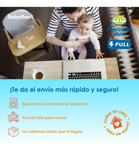 juguete silla comer muñecas frozen disney babymovil 7406