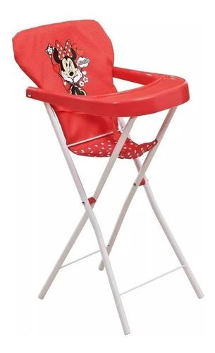 juguete silla comer muñecas minnie babymovil 7406 cuotas