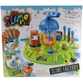 Juguete So Slime Diy Fabrica Slime Bold Verde Disponible!!!!