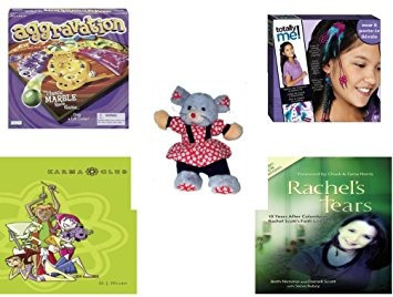 juguete sólo para chicas regalo bundle - edades  w19